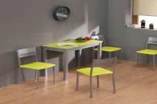 petites tables de cuisine en 14 mod 232 les d 233 co gain de place