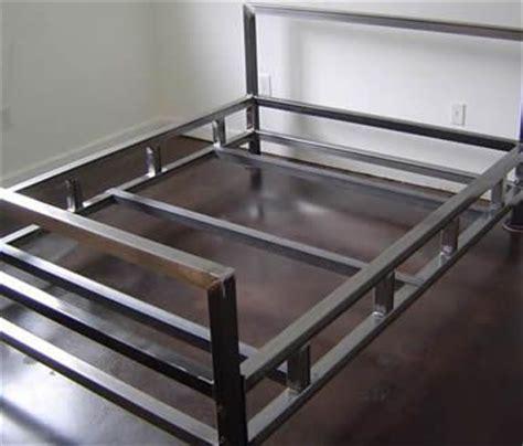 best 25 steel bed frame ideas on steel bed