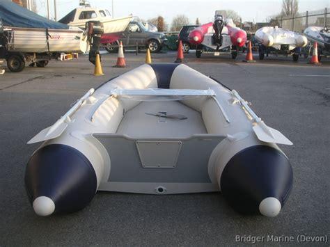 Inflatable Boats Devon by Aqua Aquafax Air Deck And Slatted Floor Inflatable