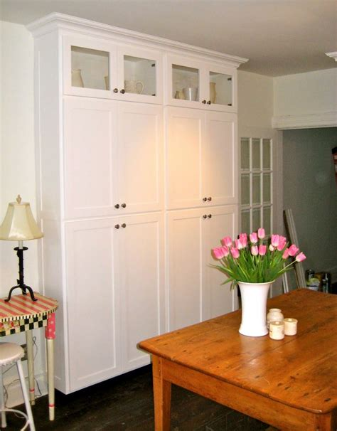 stand alone pantry cabinets my pantry i wanted a decent size pantry for storage of food and