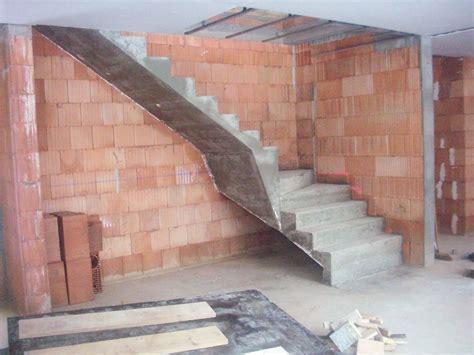 ma 231 onnerie construction d un escalier dans une maison neuve