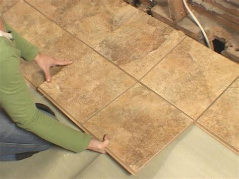 snap lock tile flooring floor matttroy