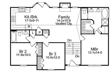 fresh split floor house plans cozy split level house plan 2298sl narrow lot 1st