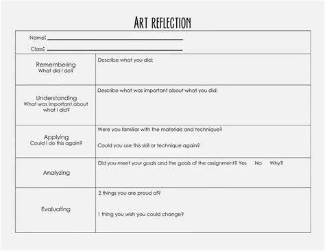 Worksheets Art Critique Worksheet Waytoohuman Free Worksheets For Kids & Printables