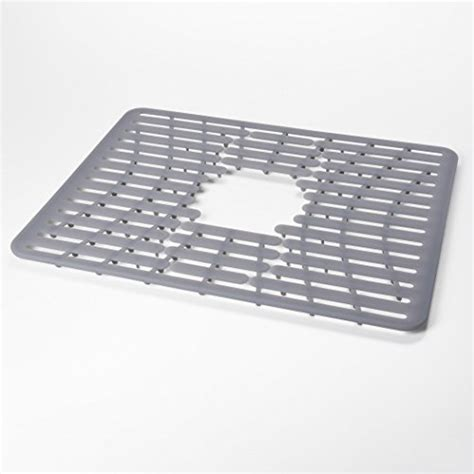 oxo grips all silicone sink mat large home garden kitchen dining kitchen appliance