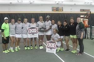 Baylor women's tennis wins Big 12, men fall just short ...