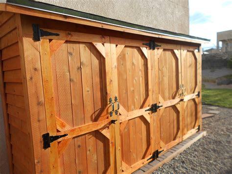 white wide cedar fence picket storage shed