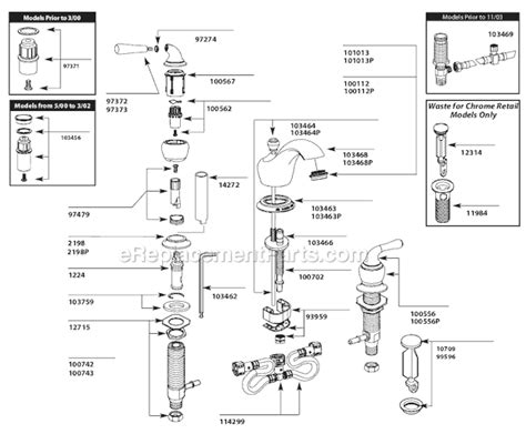 moen t4570cp parts list and diagram ereplacementparts