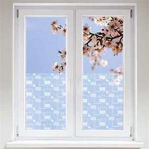 Fenster Blickschutz Folie : fenster folie retro wei ~ Markanthonyermac.com Haus und Dekorationen
