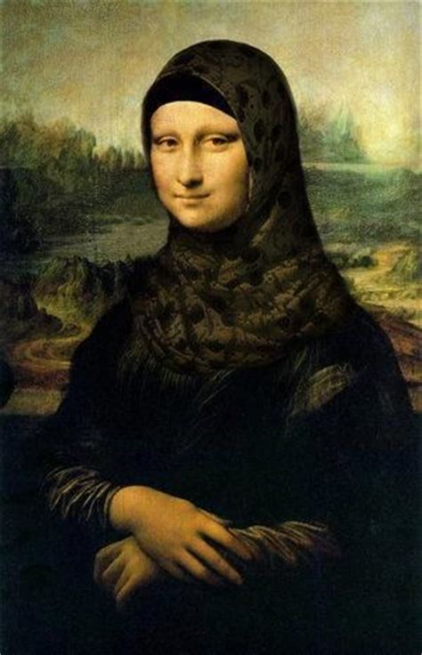 la gioconda version arabe style monnalisa all style posts style and lol