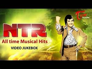 NTR All time Musical Hits Video Songs Jukebox - YouTube