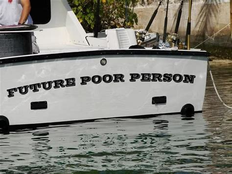 Boat Names Female by 11 Hilarious Boat Names That Need To Be On Real Boats