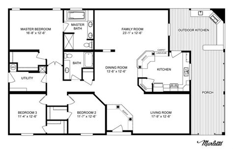 Clayton Mobile Home Floor Plans Photos by Clayton Homes Home Floor Plan Manufactured Homes