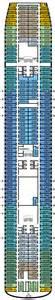 deck plan for ms zaandam iglucruise