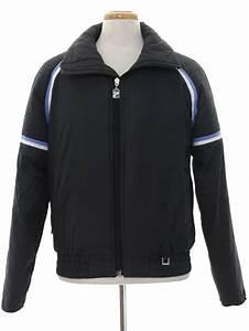 1980's Retro Jacket: 80s -Profile- Mens slightly faded ...