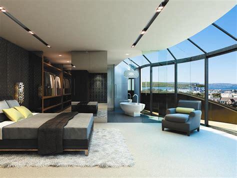 Window Design For Luxury Master Bedroom Ideas