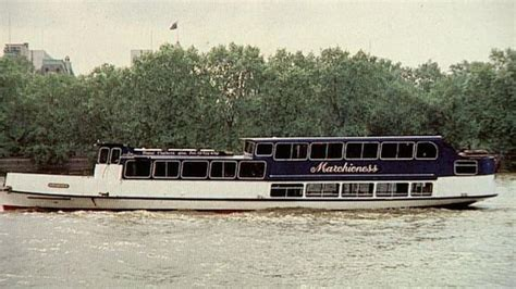 Party Boat Thames Disaster by Marchioness Survivors And Victims Families Recall Thames