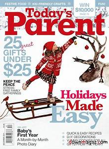 Today's Parent - December 2011 » Download PDF magazines ...