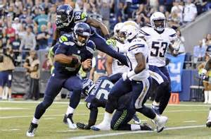 Seahawks Fly Past Chargers To Win Second Preseason Game