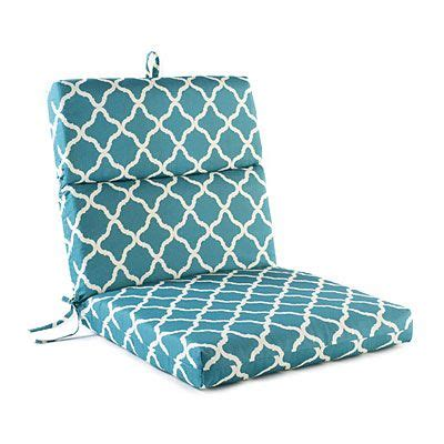 patterned teal nile outdoor chair cushion at big lots back porch teal salem s