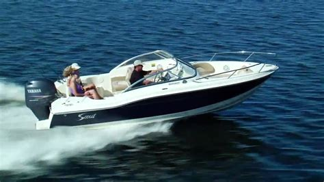 Videos Scout Boats by Scout Boats 210 Dorado Youtube