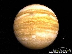 Jupiter Planet Color
