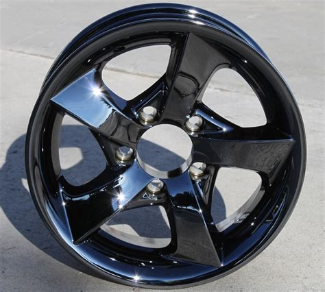 5 Star Aluminum Bass Boat Trailers by Boat Trailer Wheels Bing Images
