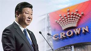 China formally arrests three Australian Crown employees