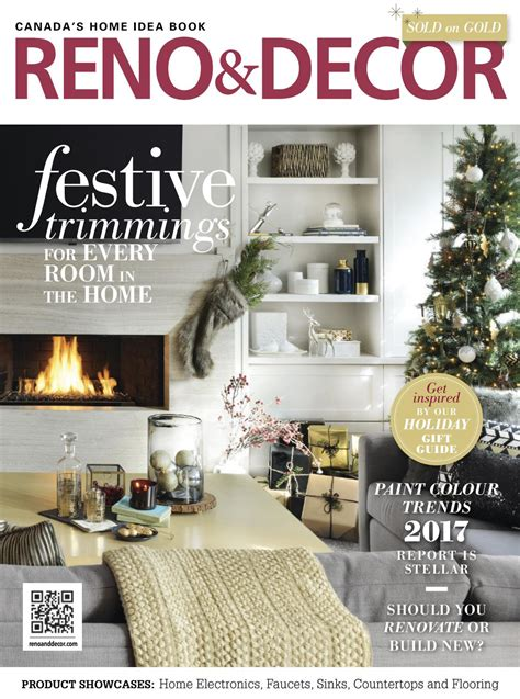 magazine reno decor december january 2017 canada read pdf free