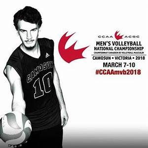 Camosun to host 2018 CCAA Men's Volleyball Nationals - ISN