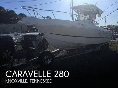 Fishing Boat For Sale Knoxville Tn by Sold Caravelle 280 Boat In Knoxville Tn 102974
