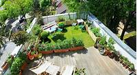 fine roof garden design Types of Plant to Decorate Roof Garden - TheyDesign.net ...