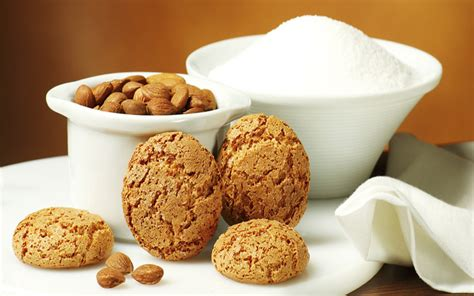 desserts biscuits amaretti images