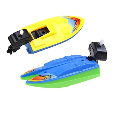 Toy Boat Wind Up by 2 Pcs Swimming Boat Wind Up Bath Toys Floating Wind Up
