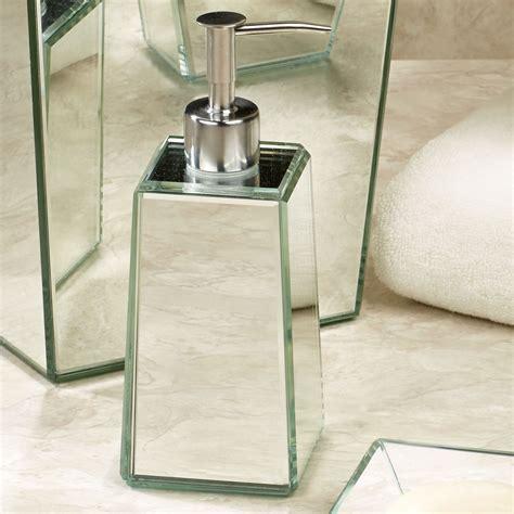 mirror bath accessories