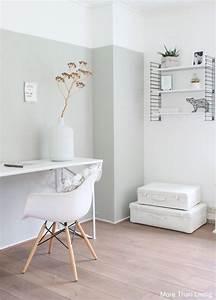 Rose Gold Wandfarbe : minimalist office rose gold pinterest wandfarbe einrichtung und wandfarben ~ Markanthonyermac.com Haus und Dekorationen
