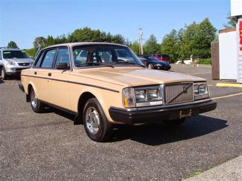 1985 Volvo 244 Sedan  Auto Restorationice