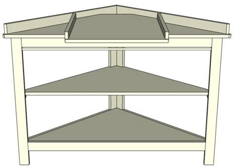 plan table a langer d angle forum d 233 coration mobilier