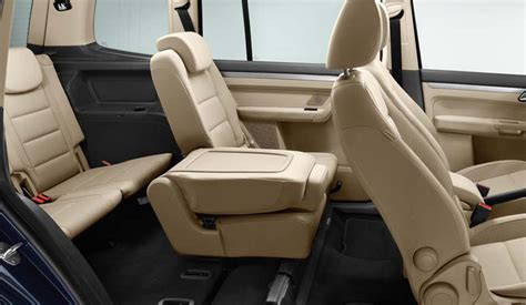 Fold Down Boat Seat With Cl by Volkswagen Touran 7 Seater Cars