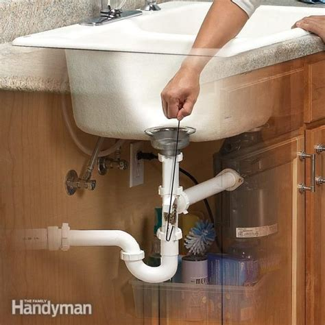 20 best images about kitchen sink on unclog a