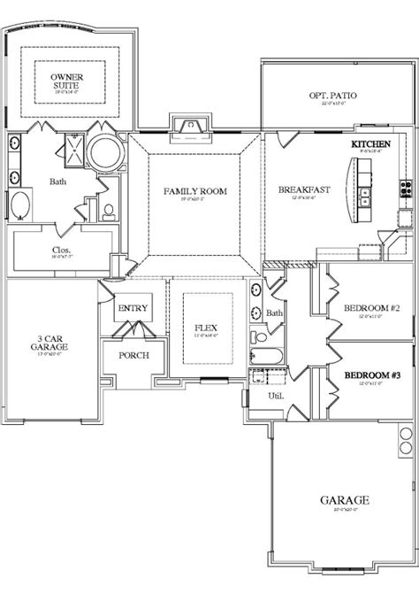 marvelous jim walter home plans 6 jim walters homes floor plans smalltowndjs