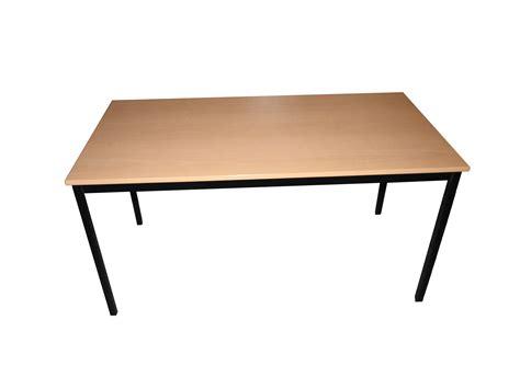 tables de r 233 union 140 x 70 cm adopte un bureau