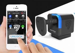 Smart Home Cube : smart cube smartphone controlled portable bluetooth lock video geeky gadgets ~ Markanthonyermac.com Haus und Dekorationen