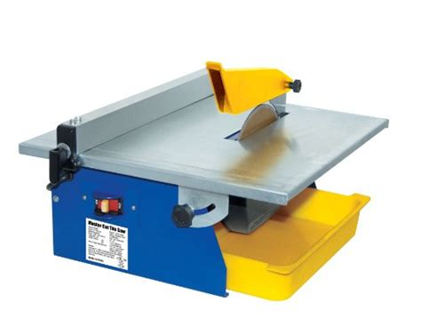 qep 60089q 120 volt 3 5 hp portable tile saw with 7