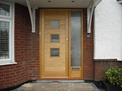 Latest Trends Of Contemporary Exterior Doors