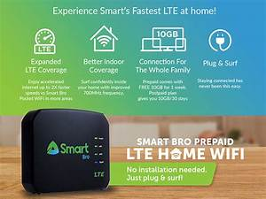 Smart Home Wlan : smart launches smart bro prepaid lte home wi fi comes with free 10gb of data technobaboy ~ Markanthonyermac.com Haus und Dekorationen