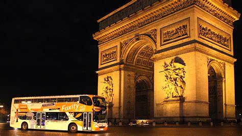 Paris Sightseeing Tour Foxity