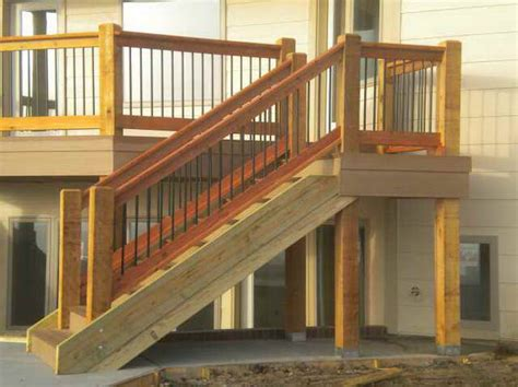 stairs the right steps on building deck stair railing deck stair designs deck stairs vinyl
