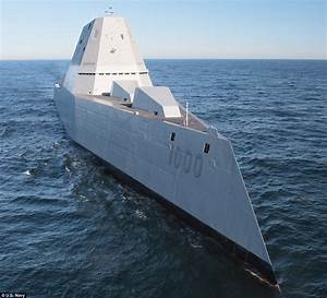 US Navy's giant destroyer is TOO stealthy and will be ...