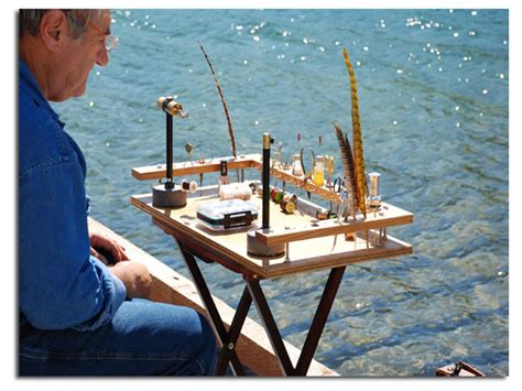 portable fly tying bench plans furnitureplans